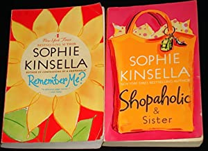 """2 Titles By Sophie Kinsella: """"Remember Me?"""" & """"Shopaholic & Sister"""""""