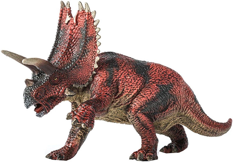 Dinosaur Toy Plastic Educational Dinosaur Figure Boys Toddlers,  18