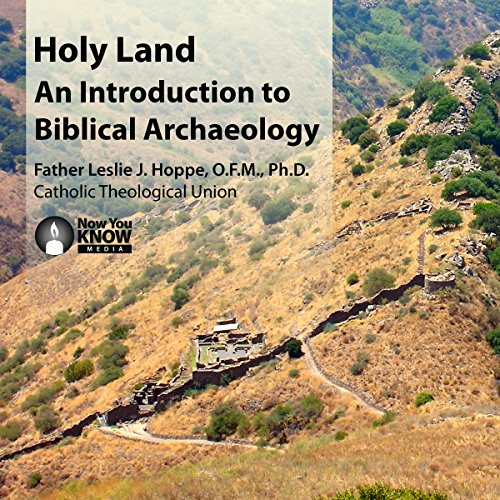 Holy Land audiobook cover art