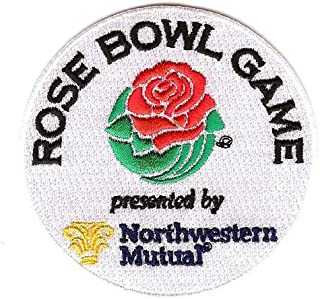 2018 rose bowl patch