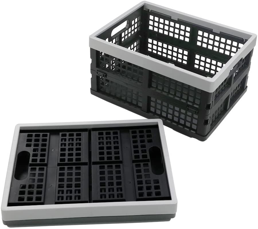 Doryh 16-Liter Collapsible Storage Crate