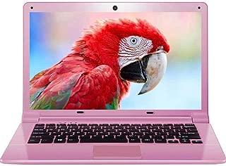 2019年新モデル【Office2010標準搭載】0.9kg超薄軽量11.6インチノートパソコン 高速Intel静音CPU 搭載 メモリ4GB 無線LAN対応 Windows10標準搭載ノートPC マウス付き (HDD容量(32GB), ピンク) by Smart-Japan