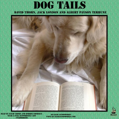 Dog Tails audiobook cover art