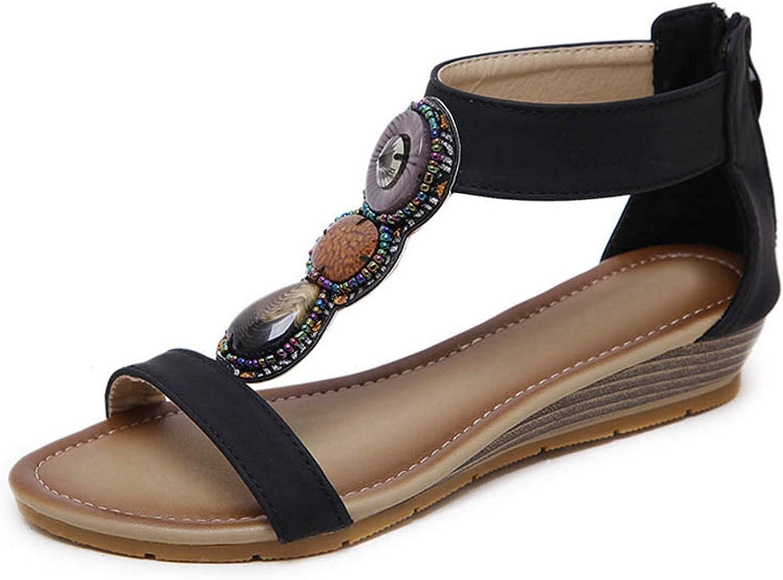 Summer shoes Women Sandals Bohemia Beach Sandals Sweet Ladies shoes