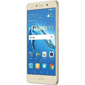 Huawei Y7 SIM Doble 4G 16GB Oro: Amazon.es: Electrónica