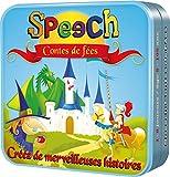 Asmodee - CGSCF01 - Jeu d'Ambiance - Speech Conte de fées