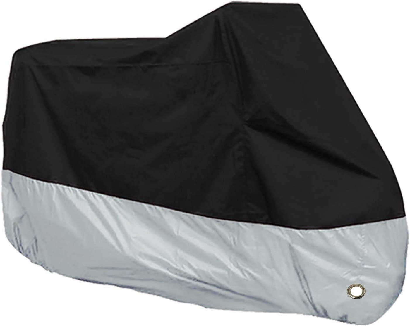 HEQCG Motorcycle Cover Compatible Large-scale sale Covers with Max 90% OFF Kawasak