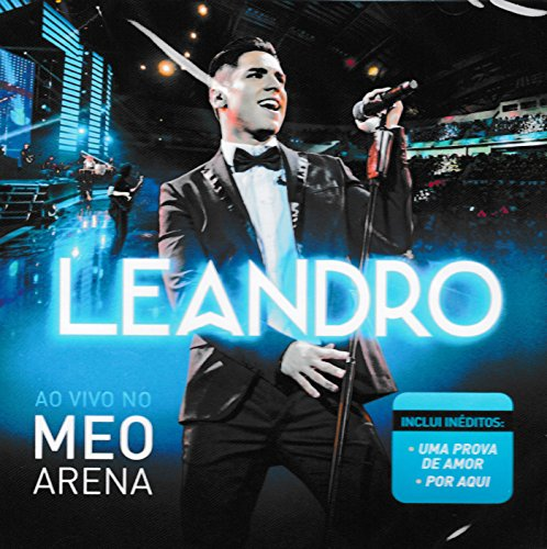 Leandro - Ao Vivo No MEO Arena [CD] 2015