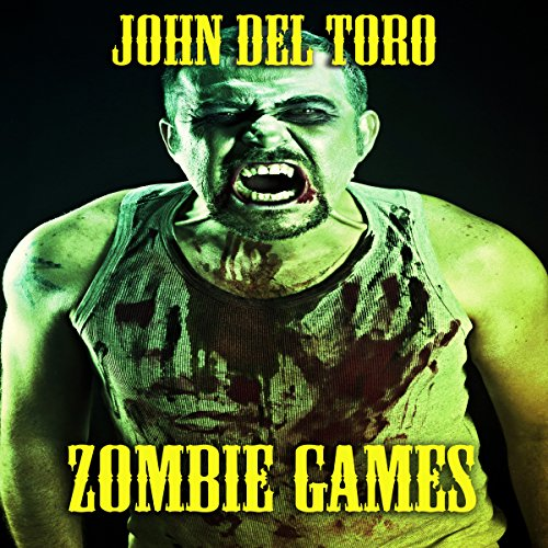 Zombie Games audiobook cover art