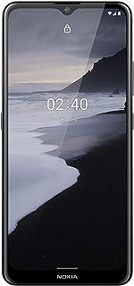 Nokia 2.4 TA-1274 32GB Dual-Sim Unlocked GSM Android Smartphone - Charcoal (Renewed)