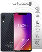 Celicious Matte Flex Anti-Glare 3D Screen Protector Film Compatible with UMIDIGI One Pro [Pack of 3]