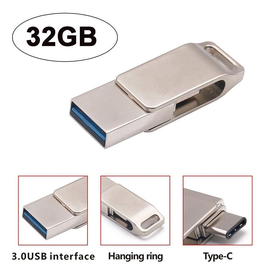 ?? Euone ?? Valentine Clearance Sale , USB 3.0 32GB Flash Drive Memory Stick Storage Pen Disk Digital Type-C & USB Dual-use U disk s9774803472