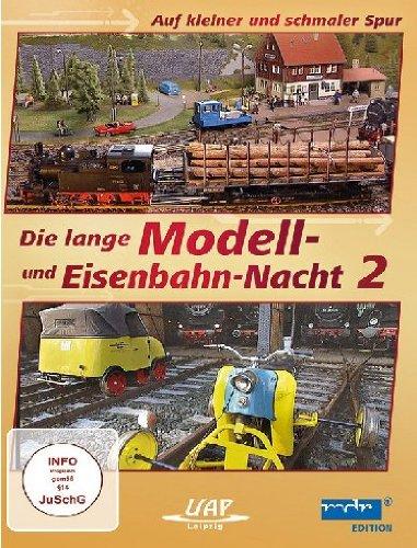 Die lange Modell- und Eisenbahn-Nacht 2 - Auf kleiner schmaler Spur