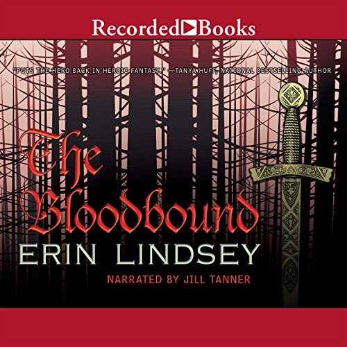 The Bloodbound audiobook cover art