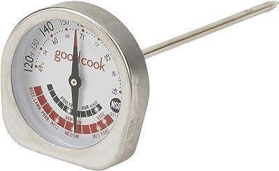 Metaltex 298046 Termometro Para Carne Y Aves Amazon Com Mx Hogar Y Cocina Termómetro de carnes eyein digital para cocina. metaltex 298046 termometro para carne y