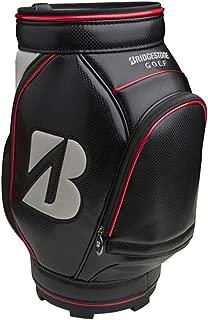 Bridgestone DEN Caddy Golf Bag Black/RED - New 2019