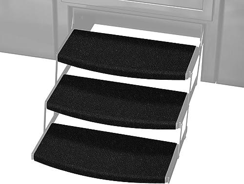 "1/"" Running Board Bumper RV STEP TREAD TRIM Non-Slip w// 3M 10 Feet 10 Foot"