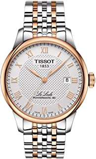 Tissot T-Classic Automatic Silver Dial Mens Watch T006.407.22.033.00
