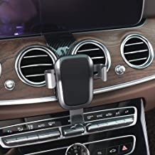 Phone Holder for Mercedes-Benz E-Class,Air Vent Phone Holder,Car Holds Mount for Mercedes-Benz E-Class 2018 2019,Car Phone Mount for iPhone 7 iPhone 6s iPhone 8,for Samsung,Smartphone for 4.7/5 in