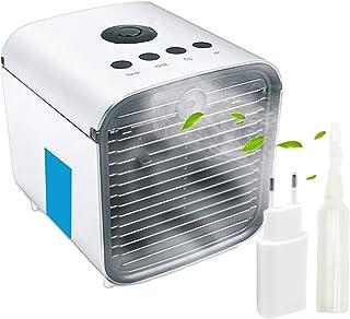 Nifogo Luftkylare, mobil luftkonditionering, läckagesäker kylare luftfuktare och luftrenare, 3 vindhastigheter, 7 justerba...