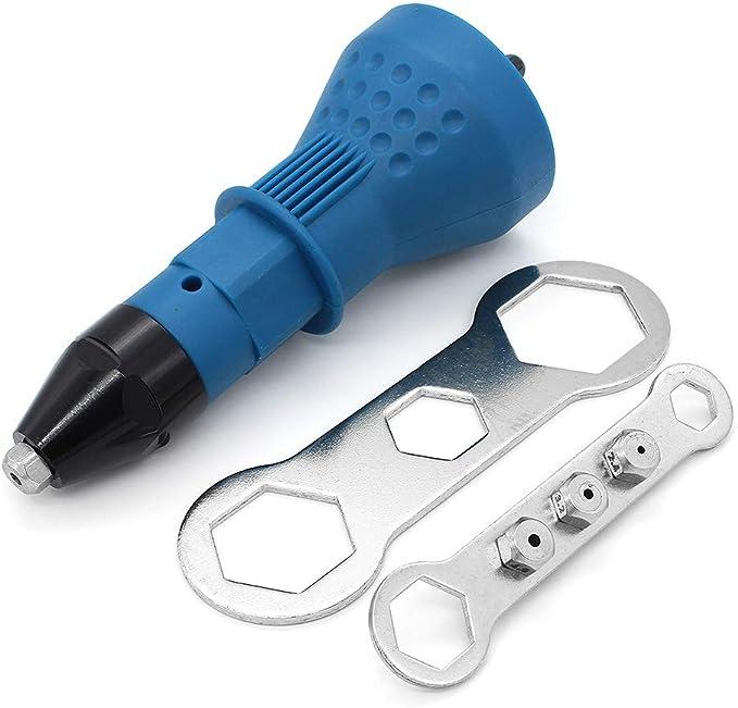 331 opinioni per DingGreat Accessorio per rivetto cieco per avvitatrice a batteria o trapano,
