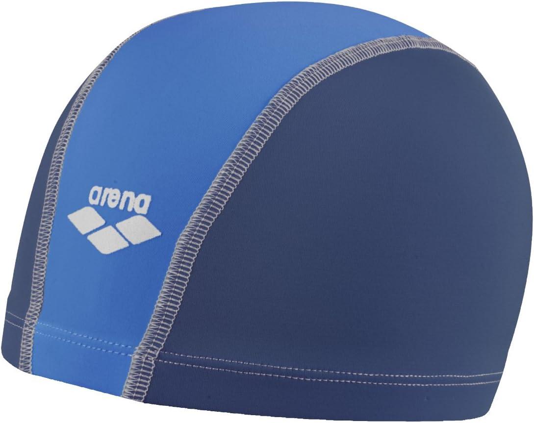 Arena Unix Jr Gorro de Natación, Unisex Adulto, Azul (Denim/eolian), Talla Única: Amazon.es: Ropa y accesorios