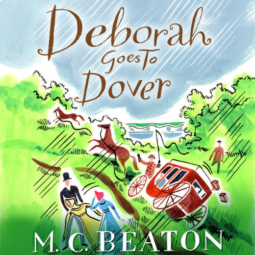 Deborah Goes to Dover cover art