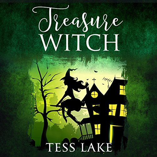 Treasure Witch audiobook cover art