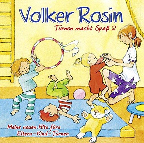 Turnen macht Spaß 2 CD: Neue Hits fürs Eltern-Kind-Turnen