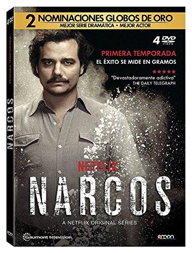 Narcos - Temporada 1 (4 DVDs)