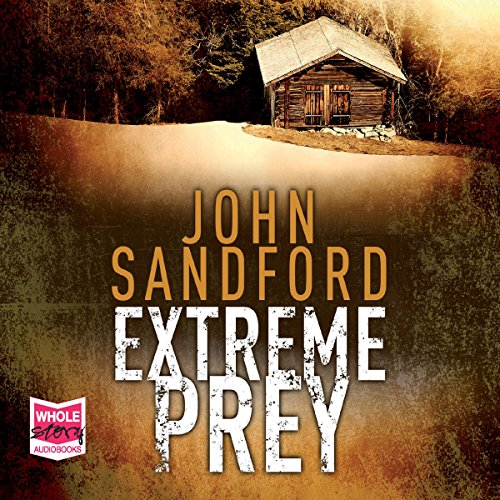 Extreme Prey cover art