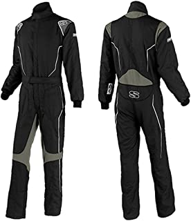 Simpson HXY2321 Helix Youth Suit Large Black/Gray