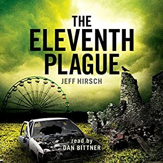 The Eleventh Plague audiobook cover art