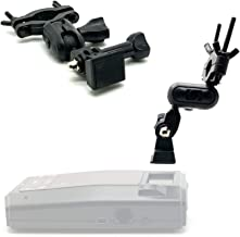 Best Rearview Mirror Stem Radar Detector Mount for Escort Max360c, Max 3, IX IXc, Redline EX, Cobra DualPro 360° Beltronic...