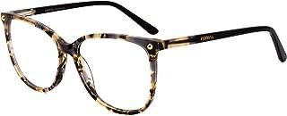 Oversize Eyeglases frame women non prescription fashion eyewear plastic eye glases
