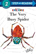 The Very Busy Spider (Step into Reading)