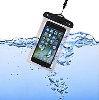 Bolsa A Prova D Água Estanque para Iphone Samsung LG Sony Motorola até 6 P Transparente