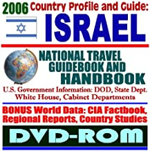 2006 Country Profile and Guide to Israel – National Travel Guidebook and Handbook (DVD-ROM)