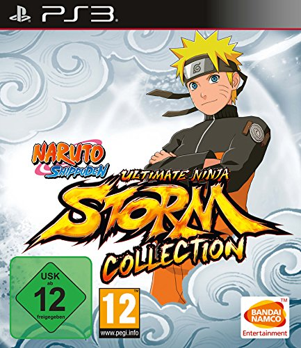 Naruto Shippuden Ultimate Ninja Storm Collection (1 + 2 + 3 Full Burst) [Importación Alemana]