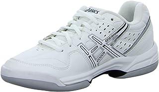new concept fdc99 cd7c1 Mizuno Break Shot 2 CC, Chaussures de Tennis Femme, Blanc (White Silver