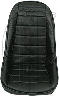 Empi 3882 Black Vinyl Low Back Bucket Seat Cover. Dune Buggy Vw Baja Bug, Each
