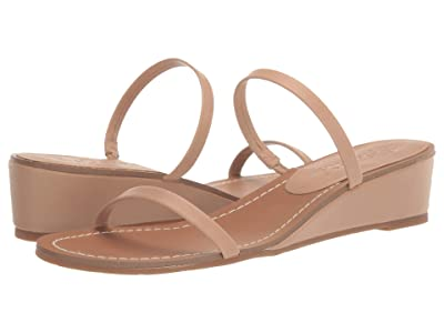 Splendid Melanie (Warm Nude Tumbled Leather) Women