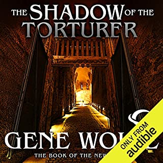 The Shadow of the Torturer      The Book of the New Sun, Book 1              By:                                                                                                                                 Gene Wolfe                               Narrated by:                                                                                                                                 Jonathan Davis                      Length: 12 hrs and 7 mins     182 ratings     Overall 3.8