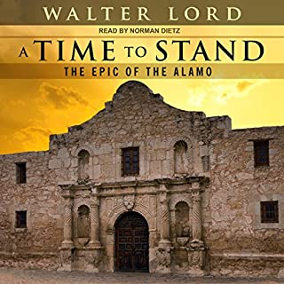 A Time to Stand audiobook cover art