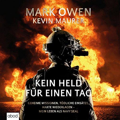 Kein Held für einen Tag audiobook cover art