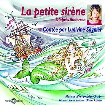 La petite sirène, d'après Hans Christian Andersen