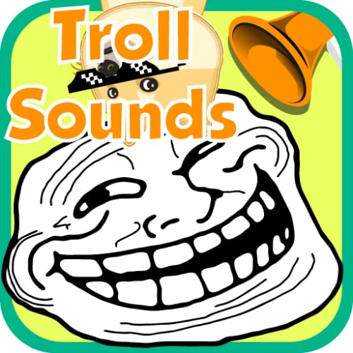 Funny Troll Buttons - MLG Airhockey Doge vs Trollface