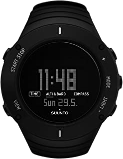 SUUNTO Core Classic Watch - Ultimate Black/One Size Fits All