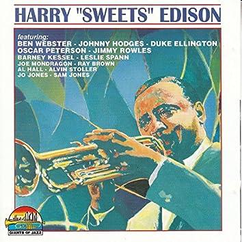 Harry Sweet Edison