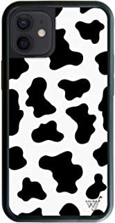 Wildflower Limited Edition Cases Compatible with iPhone 12 Mini (Moo Moo)